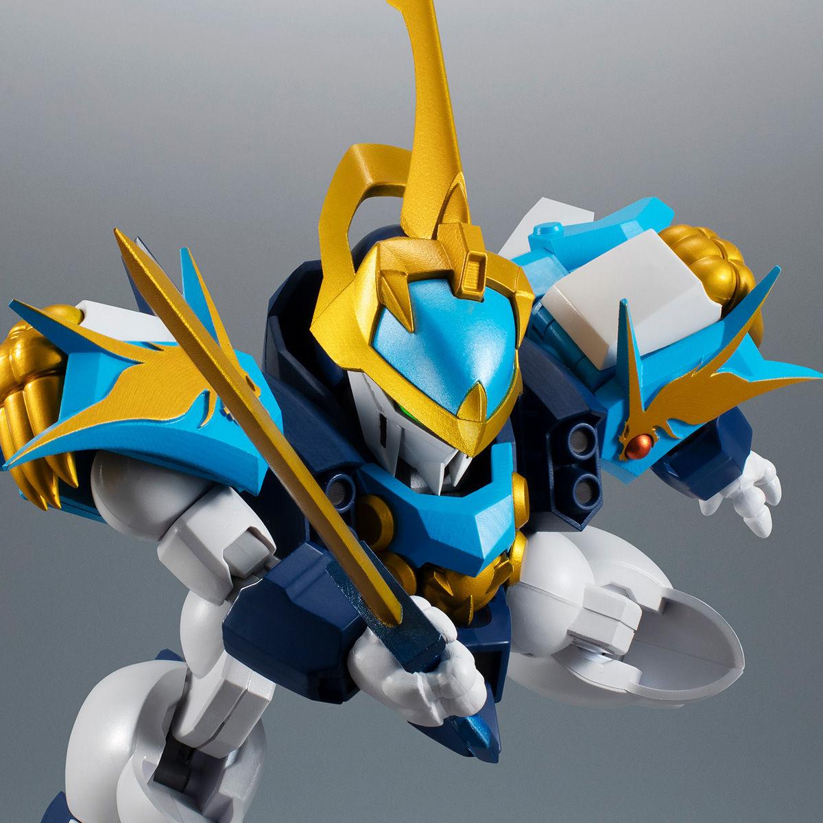 【限定販売】ROBOT魂〈SIDE MASHIN〉『龍蒼丸』魔神英雄伝ワタル 可動フィギュア-001