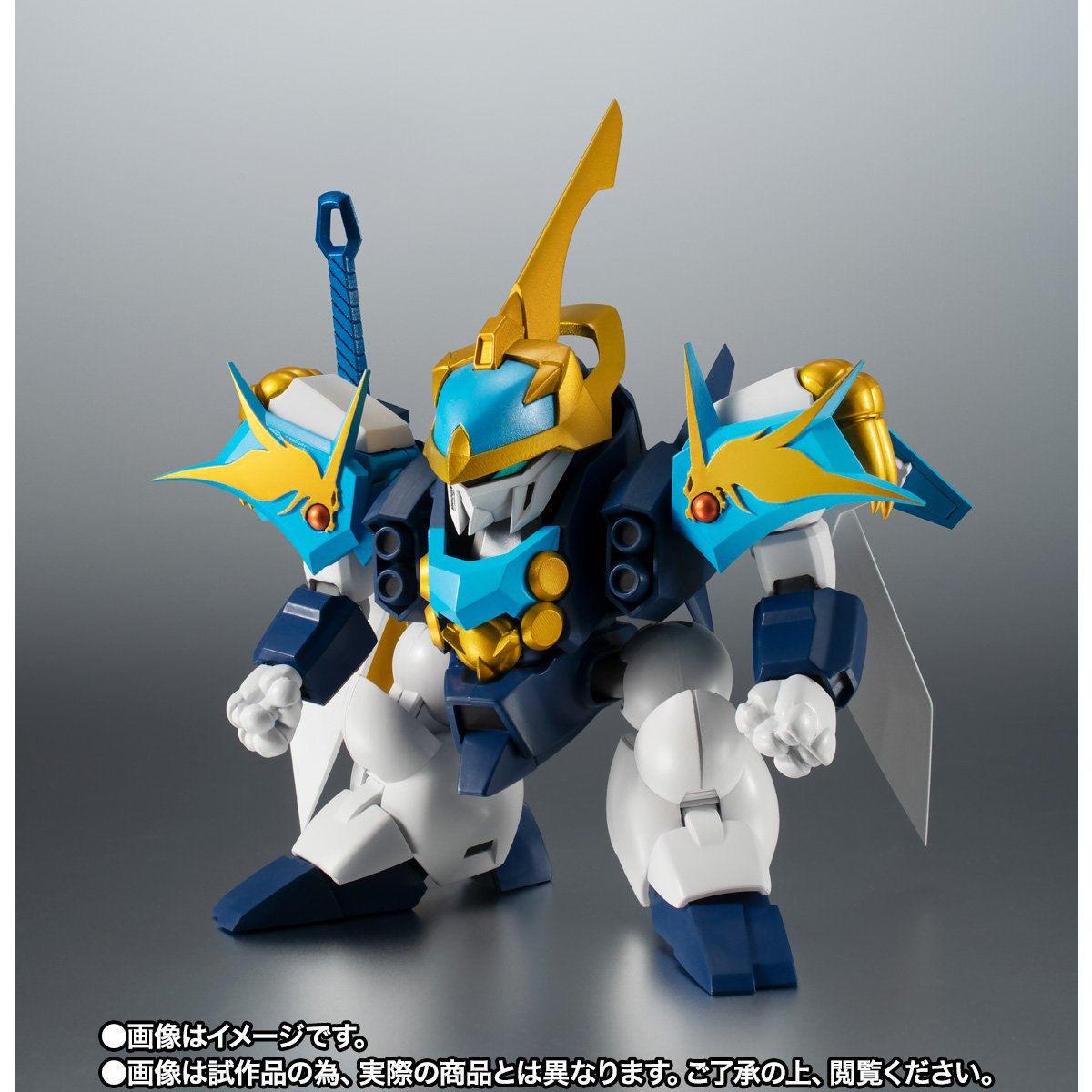 【限定販売】ROBOT魂〈SIDE MASHIN〉『龍蒼丸』魔神英雄伝ワタル 可動フィギュア-002