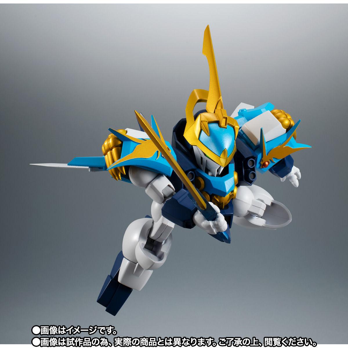 【限定販売】ROBOT魂〈SIDE MASHIN〉『龍蒼丸』魔神英雄伝ワタル 可動フィギュア-004