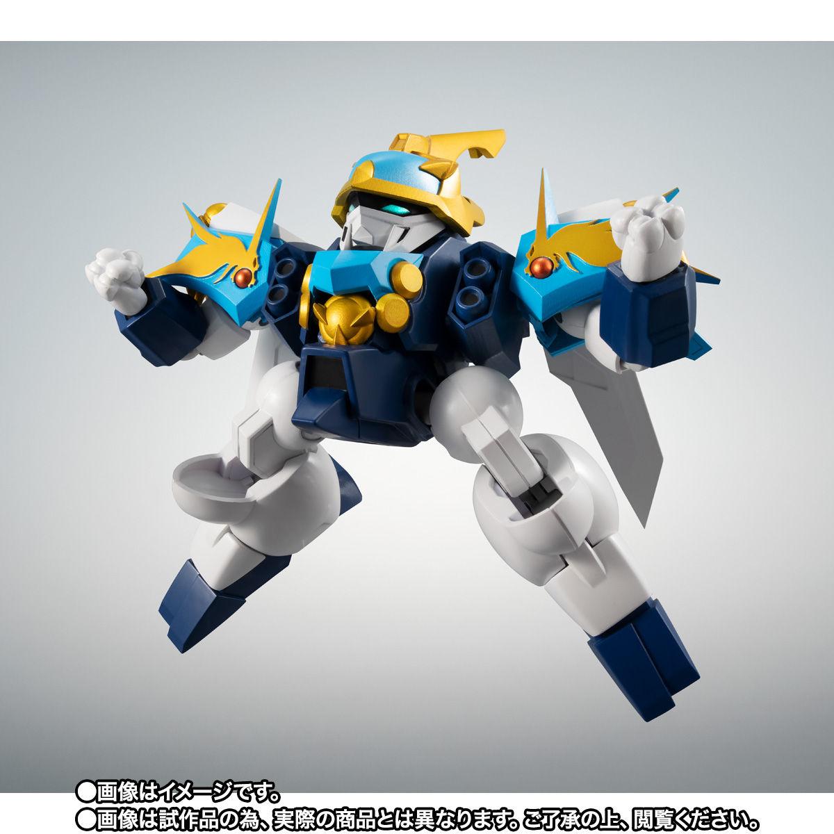 【限定販売】ROBOT魂〈SIDE MASHIN〉『龍蒼丸』魔神英雄伝ワタル 可動フィギュア-008