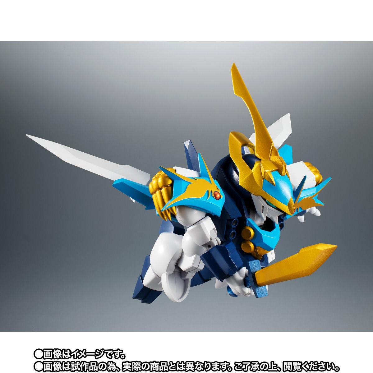 【限定販売】ROBOT魂〈SIDE MASHIN〉『龍蒼丸』魔神英雄伝ワタル 可動フィギュア-009