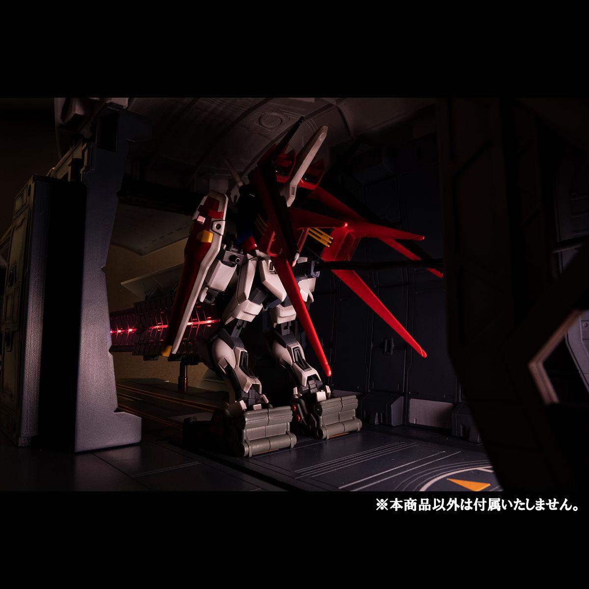 【限定販売】Realistic Model Series『1/144 HGシリーズ用 アークエンジェルカタパルトデッキ』ガンダムSEED 半完成キット-009