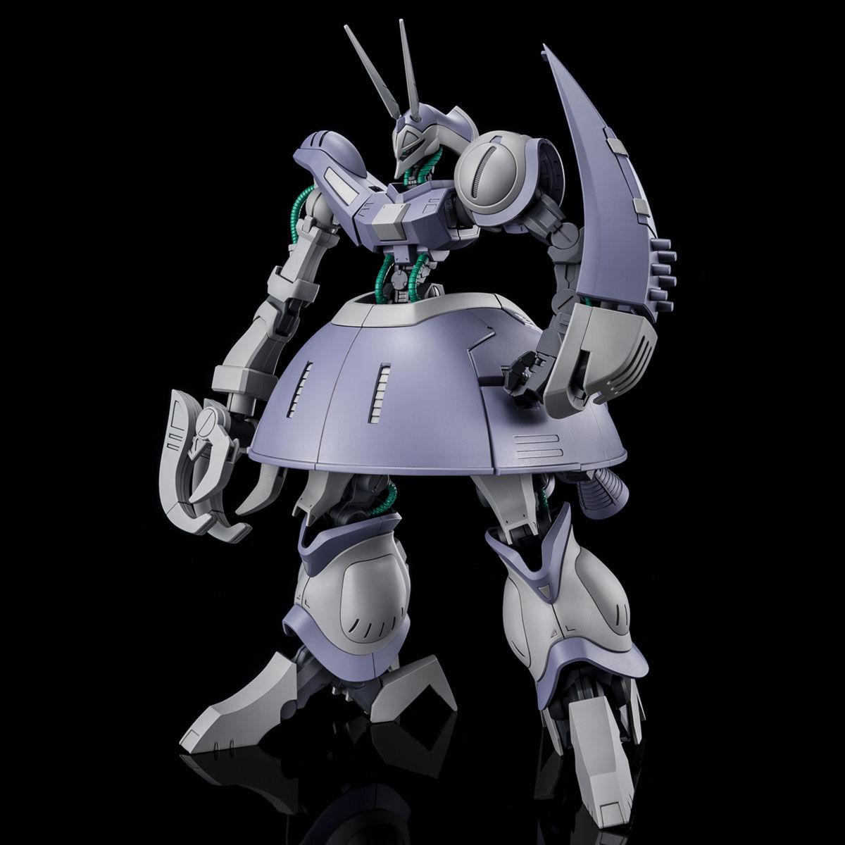 【限定販売】HG 1/144『バウンド・ドック(ゲーツ・キャパ専用機)』機動戦士Zガンダム プラモデル-002