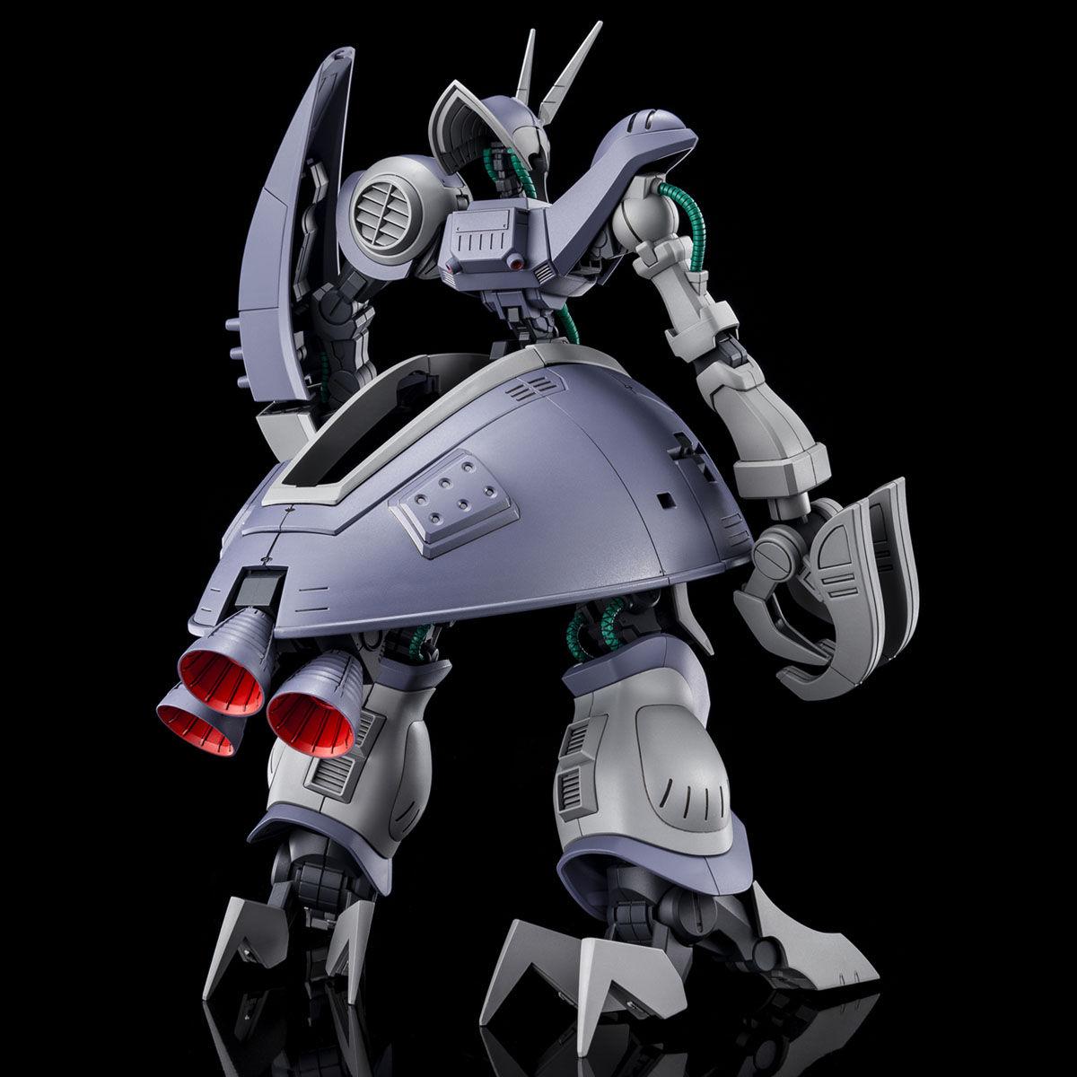 【限定販売】HG 1/144『バウンド・ドック(ゲーツ・キャパ専用機)』機動戦士Zガンダム プラモデル-003