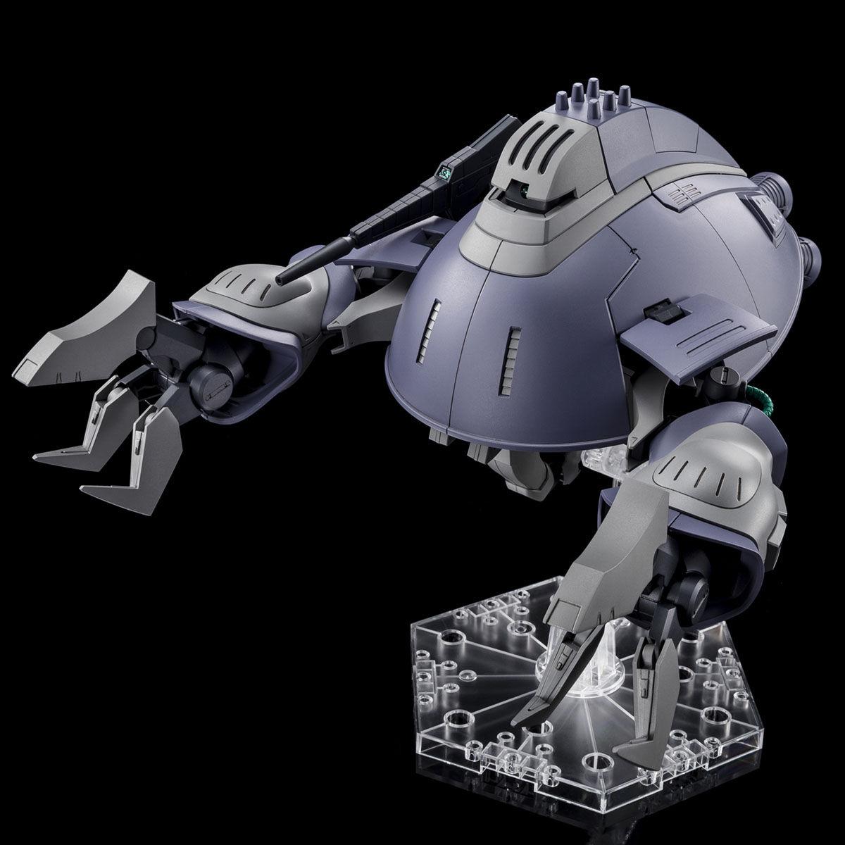 【限定販売】HG 1/144『バウンド・ドック(ゲーツ・キャパ専用機)』機動戦士Zガンダム プラモデル-008