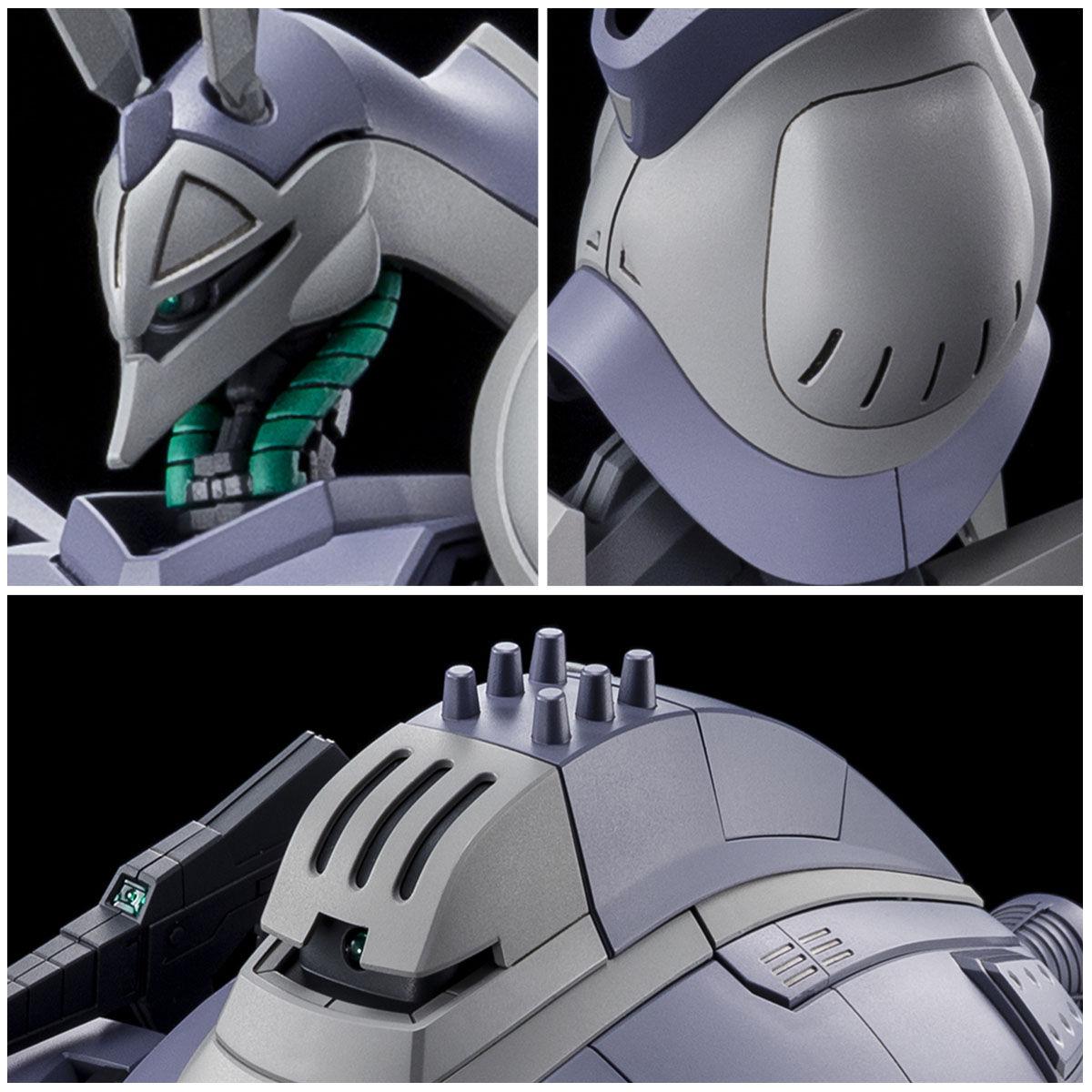 【限定販売】HG 1/144『バウンド・ドック(ゲーツ・キャパ専用機)』機動戦士Zガンダム プラモデル-009