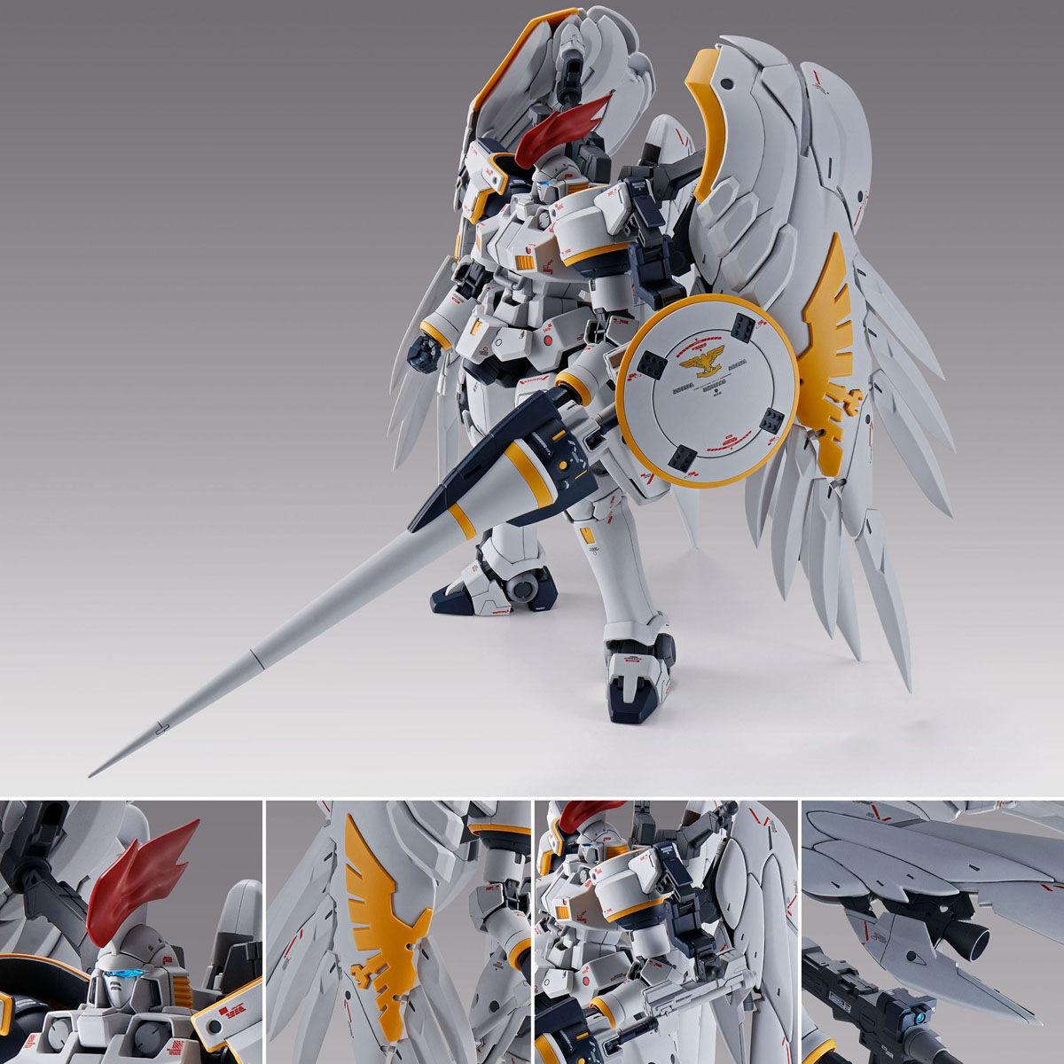 【限定販売】MG 1/100『トールギスF EW』ガンダムW プラモデル-008