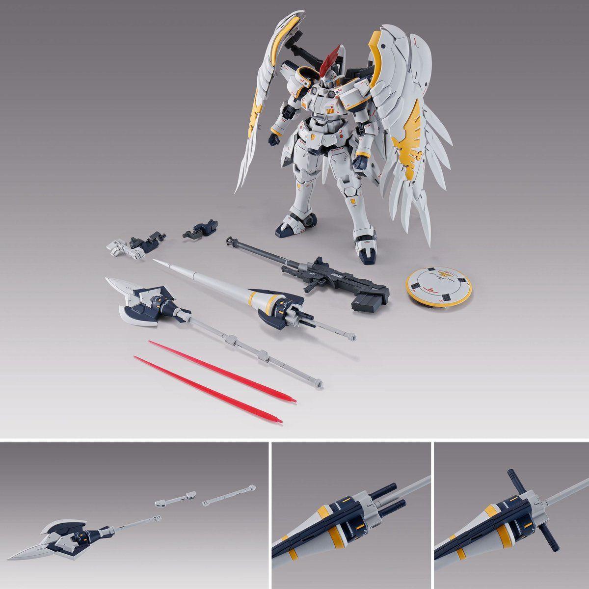 【限定販売】MG 1/100『トールギスF EW』ガンダムW プラモデル-009