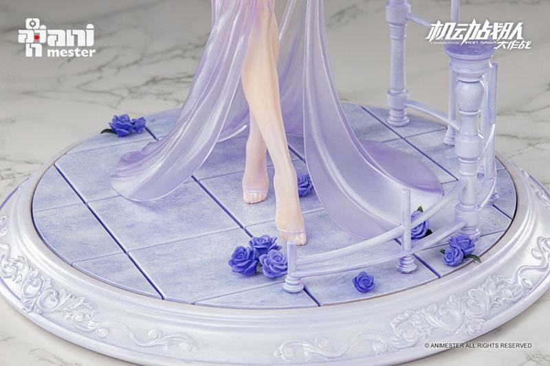 【限定販売】機動戦隊アイアンサーガ『テレサ 花嫁Ver.』1/7 完成品フィギュア-008