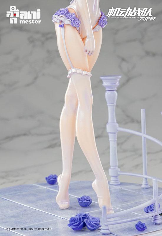 【限定販売】機動戦隊アイアンサーガ『テレサ 花嫁Ver.』1/7 完成品フィギュア-009