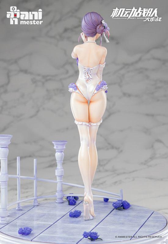 【限定販売】機動戦隊アイアンサーガ『テレサ 花嫁Ver.』1/7 完成品フィギュア-012