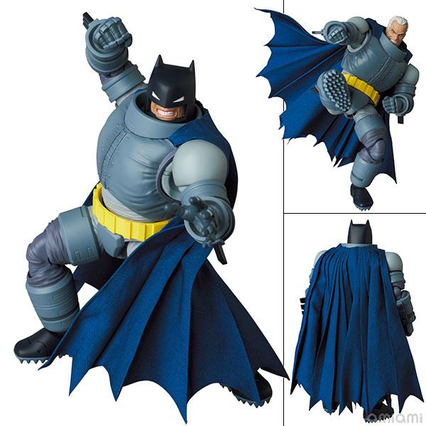 マフェックス No.146 MAFEX『アーマード・バットマン/ARMORED BATMAN』バットマン: ダークナイト・リターンズ 可動フィギュア