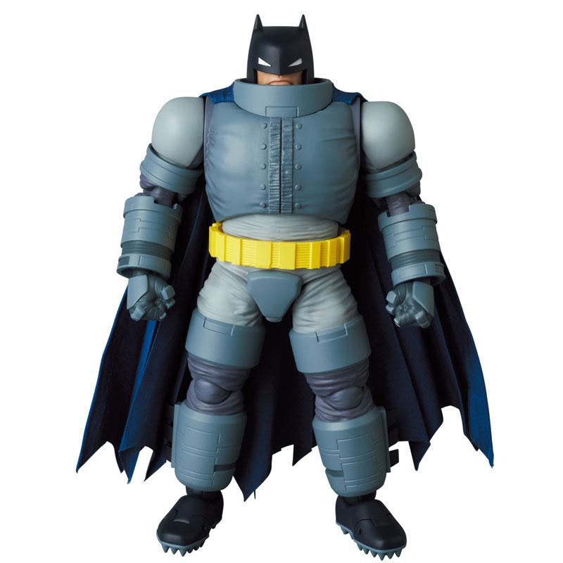 マフェックス No.146 MAFEX『アーマード・バットマン/ARMORED BATMAN』バットマン: ダークナイト・リターンズ 可動フィギュア-003