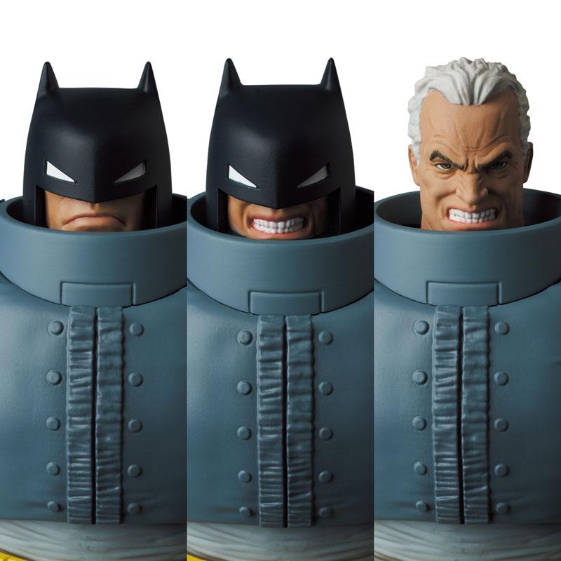 マフェックス No.146 MAFEX『アーマード・バットマン/ARMORED BATMAN』バットマン: ダークナイト・リターンズ 可動フィギュア-005