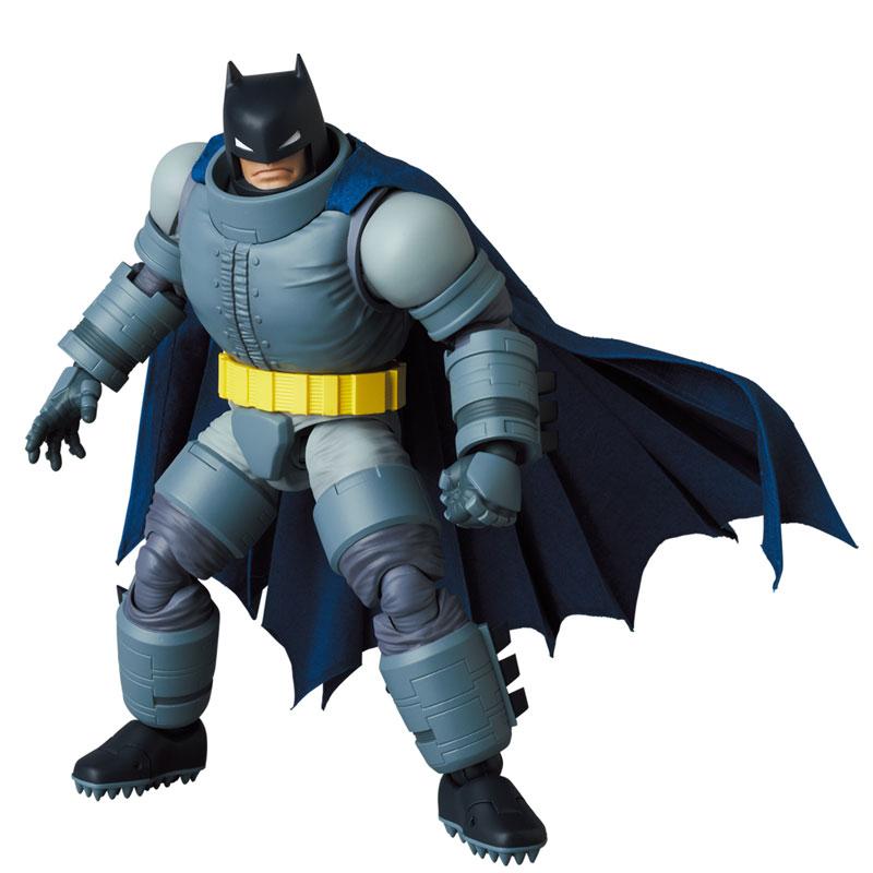 マフェックス No.146 MAFEX『アーマード・バットマン/ARMORED BATMAN』バットマン: ダークナイト・リターンズ 可動フィギュア-006