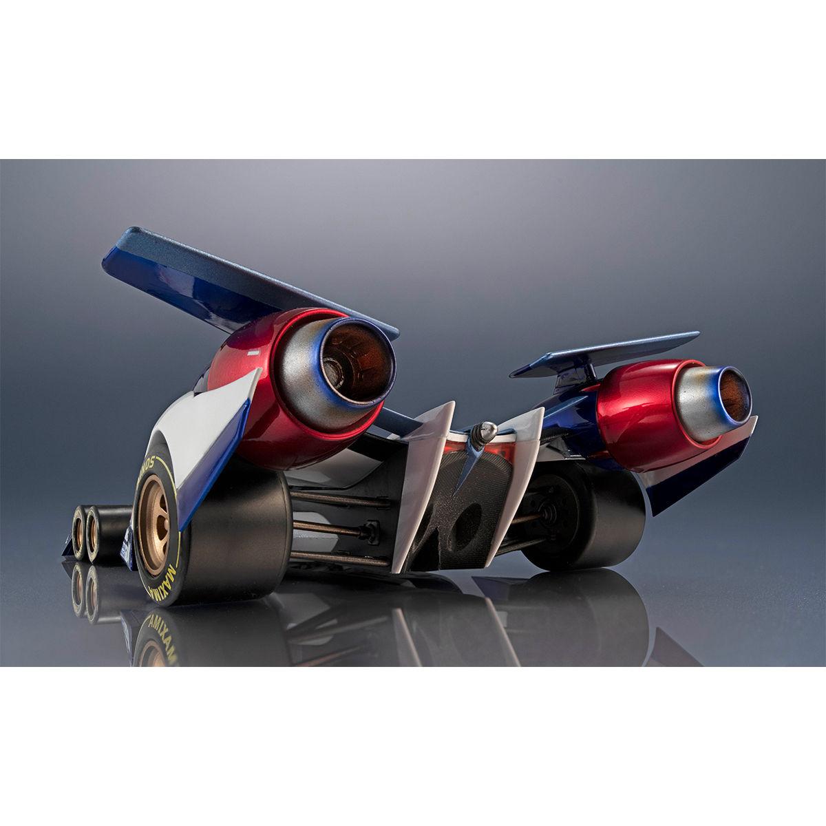 ヴァリアブルアクション『νアスラーダAKF-0/G -Livery Edition-』サイバーフォーミュラSIN 1/24 完成品モデル-008