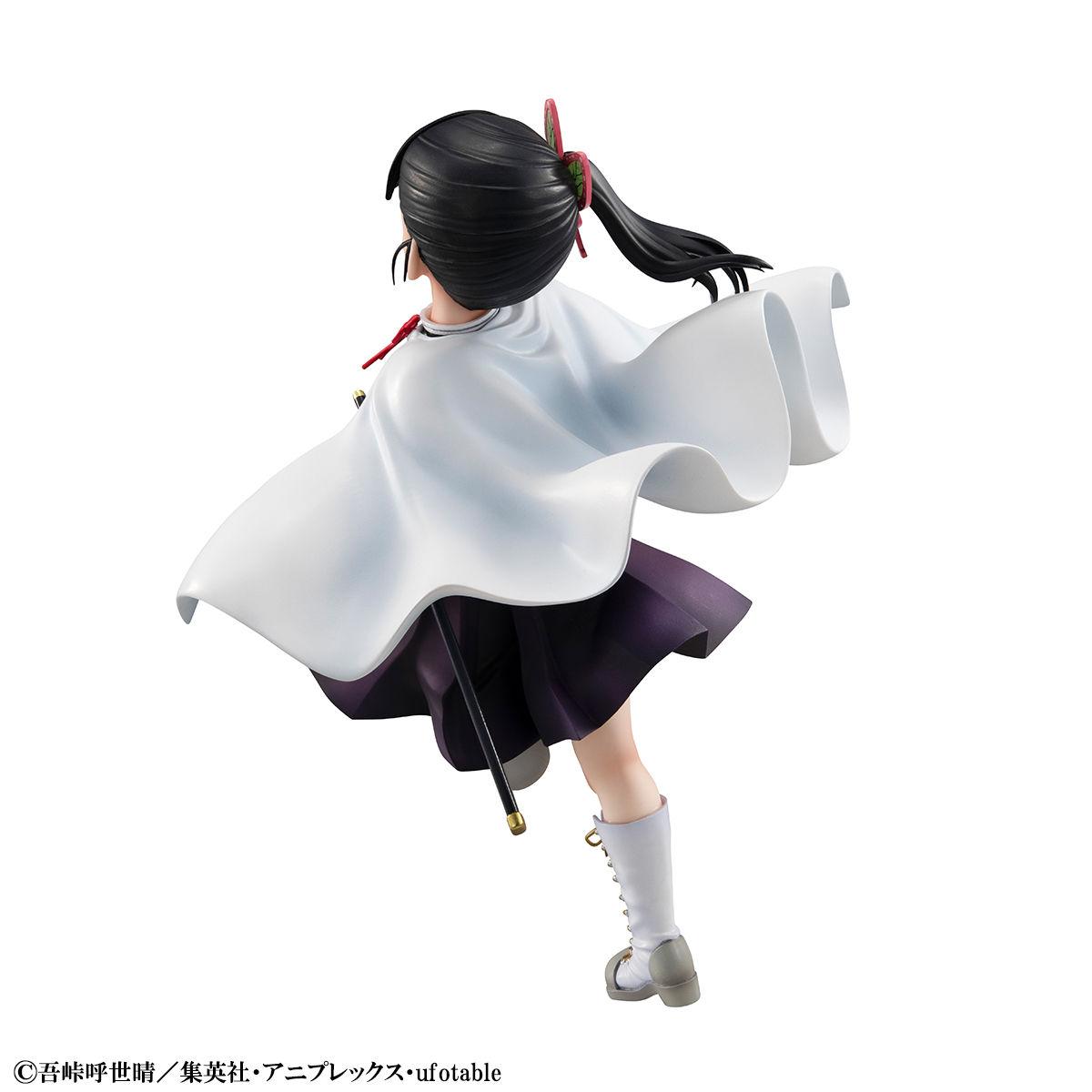【限定販売】ギャルズシリーズ『栗花落カナヲ』鬼滅の刃 完成品フィギュア-006