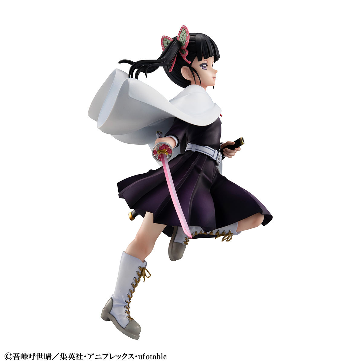 【限定販売】ギャルズシリーズ『栗花落カナヲ』鬼滅の刃 完成品フィギュア-007