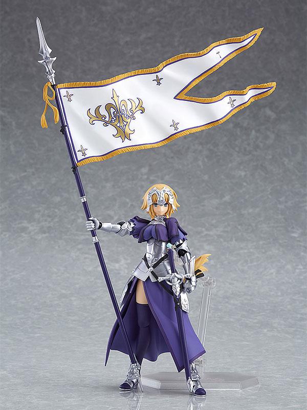 【再販】figma『ルーラー/ジャンヌ・ダルク』Fate/Grand Order 可動フィギュア-001