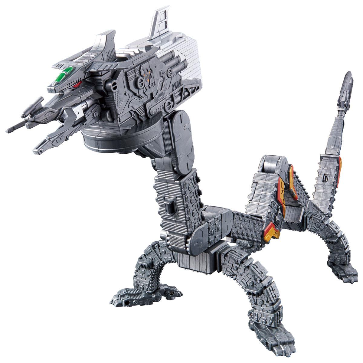ウルトラマントリガー『渦巻変形 DXナースデッセイ号』可変可動フィギュア-001