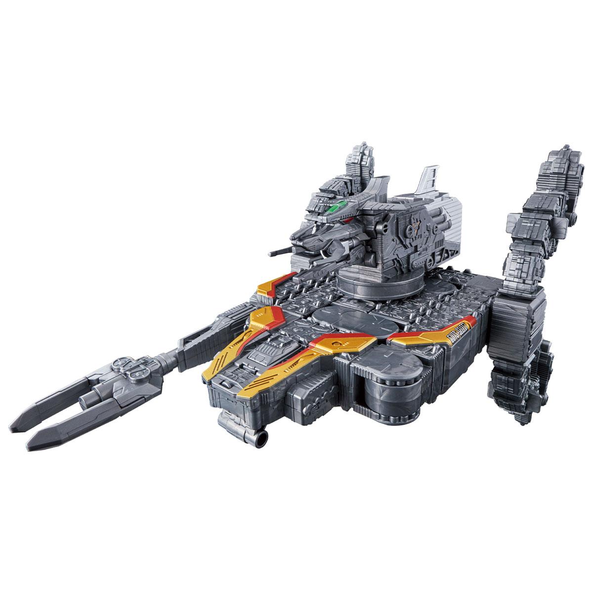 ウルトラマントリガー『渦巻変形 DXナースデッセイ号』可変可動フィギュア-002