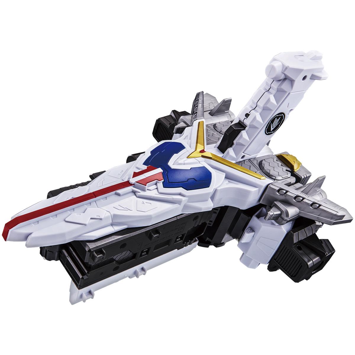 機界戦隊ゼンカイジャー『DXゼンリョクゼンカイキャノン』変身なりきり-002