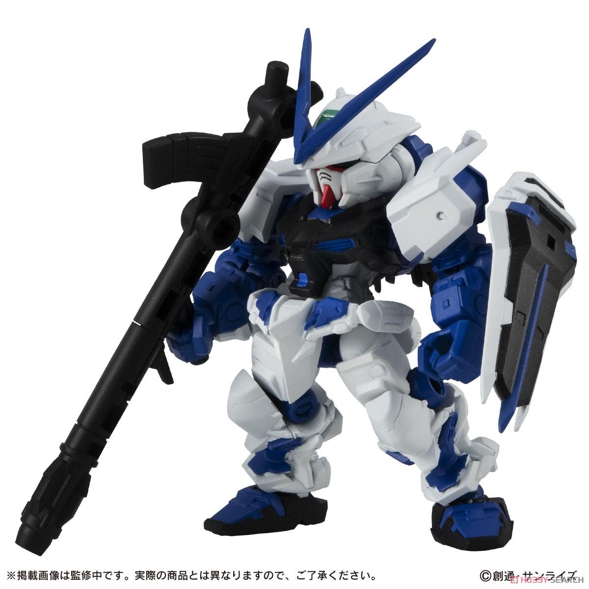 機動戦士ガンダム『MOBILE SUIT ENSEMBLE19』デフォルメ可動フィギュア 10個入りBOX-002