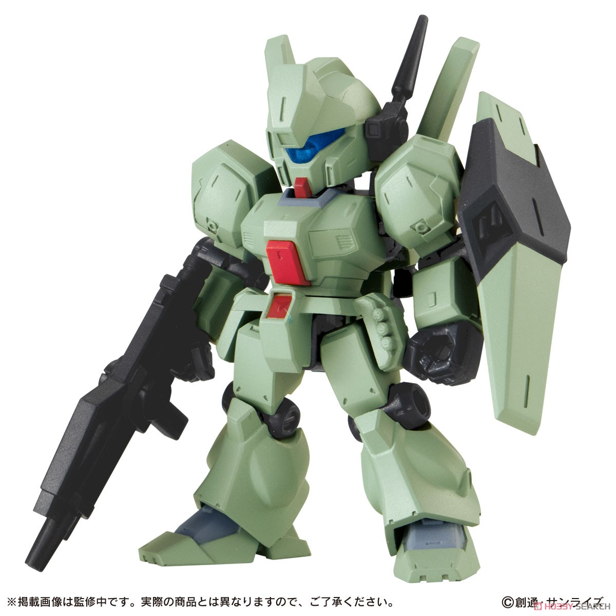 機動戦士ガンダム『MOBILE SUIT ENSEMBLE19』デフォルメ可動フィギュア 10個入りBOX-005