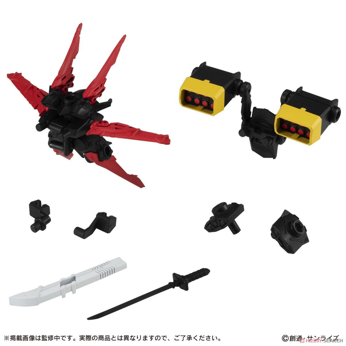 機動戦士ガンダム『MOBILE SUIT ENSEMBLE19』デフォルメ可動フィギュア 10個入りBOX-006