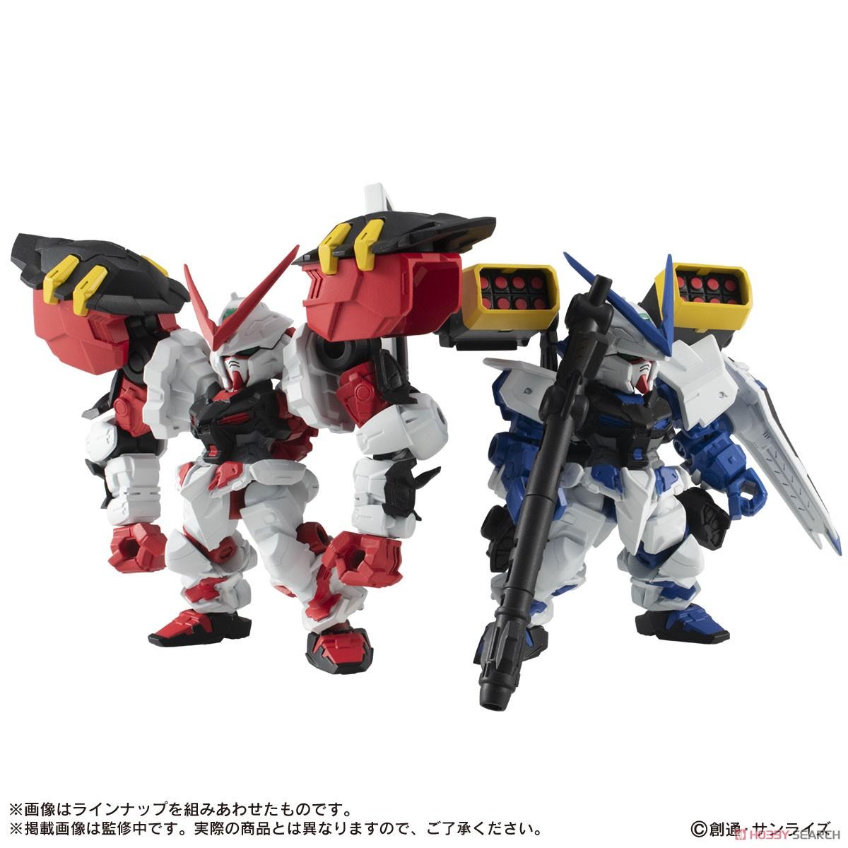 機動戦士ガンダム『MOBILE SUIT ENSEMBLE19』デフォルメ可動フィギュア 10個入りBOX-008