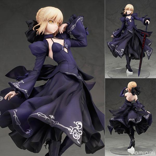 【再販】Fate/Grand Order『セイバー/アルトリア・ペンドラゴン[オルタ]ドレスVer.』1/7 完成品フィギュア