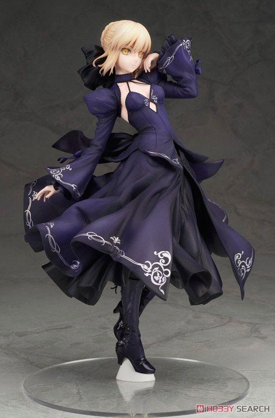 【再販】Fate/Grand Order『セイバー/アルトリア・ペンドラゴン[オルタ]ドレスVer.』1/7 完成品フィギュア-002