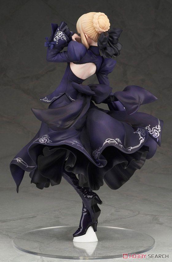 【再販】Fate/Grand Order『セイバー/アルトリア・ペンドラゴン[オルタ]ドレスVer.』1/7 完成品フィギュア-004