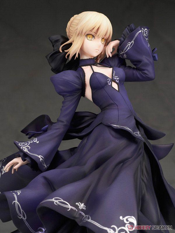 【再販】Fate/Grand Order『セイバー/アルトリア・ペンドラゴン[オルタ]ドレスVer.』1/7 完成品フィギュア-005