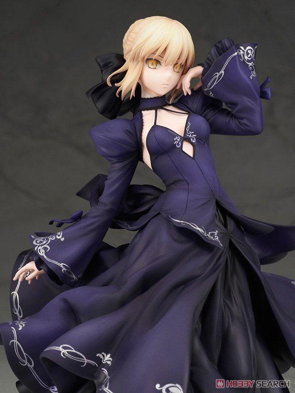 【再販】Fate/Grand Order『セイバー/アルトリア・ペンドラゴン[オルタ]ドレスVer.』1/7 完成品フィギュア-006