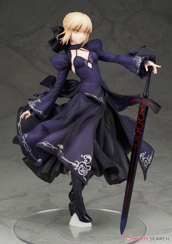【再販】Fate/Grand Order『セイバー/アルトリア・ペンドラゴン[オルタ]ドレスVer.』1/7 完成品フィギュア-011