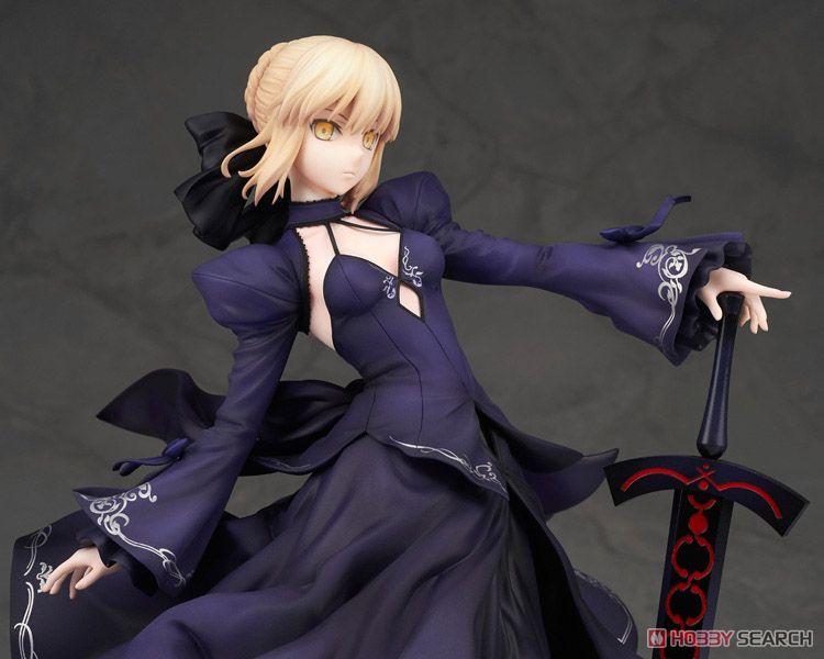 【再販】Fate/Grand Order『セイバー/アルトリア・ペンドラゴン[オルタ]ドレスVer.』1/7 完成品フィギュア-014