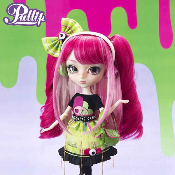 プーリップ Pullip『アケミ - アシッド キャンディ(Akemi - Acid Candy)』完成品ドール