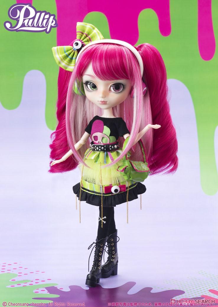 プーリップ Pullip『アケミ - アシッド キャンディ(Akemi - Acid Candy)』完成品ドール-001