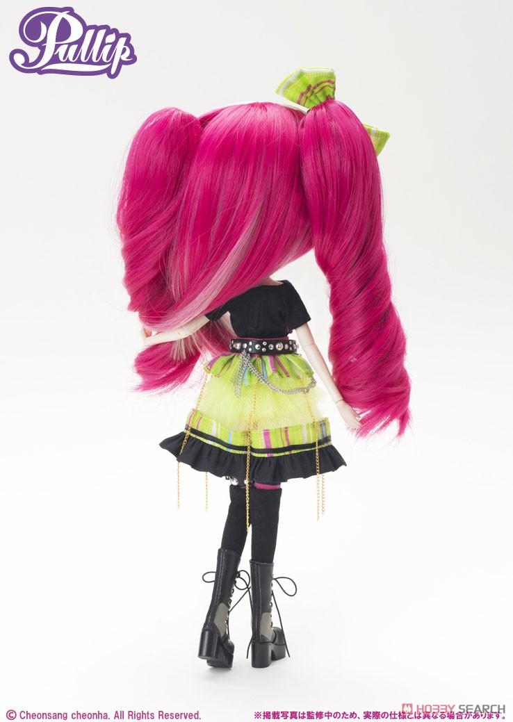 プーリップ Pullip『アケミ - アシッド キャンディ(Akemi - Acid Candy)』完成品ドール-005