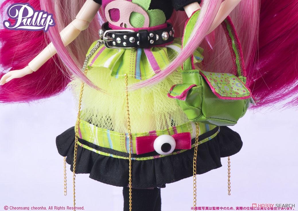 プーリップ Pullip『アケミ - アシッド キャンディ(Akemi - Acid Candy)』完成品ドール-008