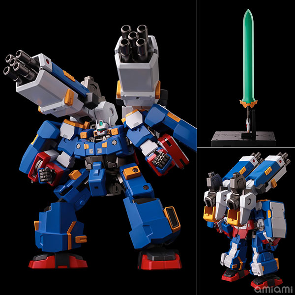 RIOBOT『変形合体 R-2パワード』スーパーロボット大戦OG 可変合体フィギュア