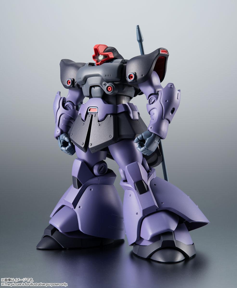 ROBOT魂〈SIDE MS〉『MS-09R-2 リック・ドムⅡ ver. A.N.I.M.E.』機動戦士ガンダム0083 可動フィギュア-001