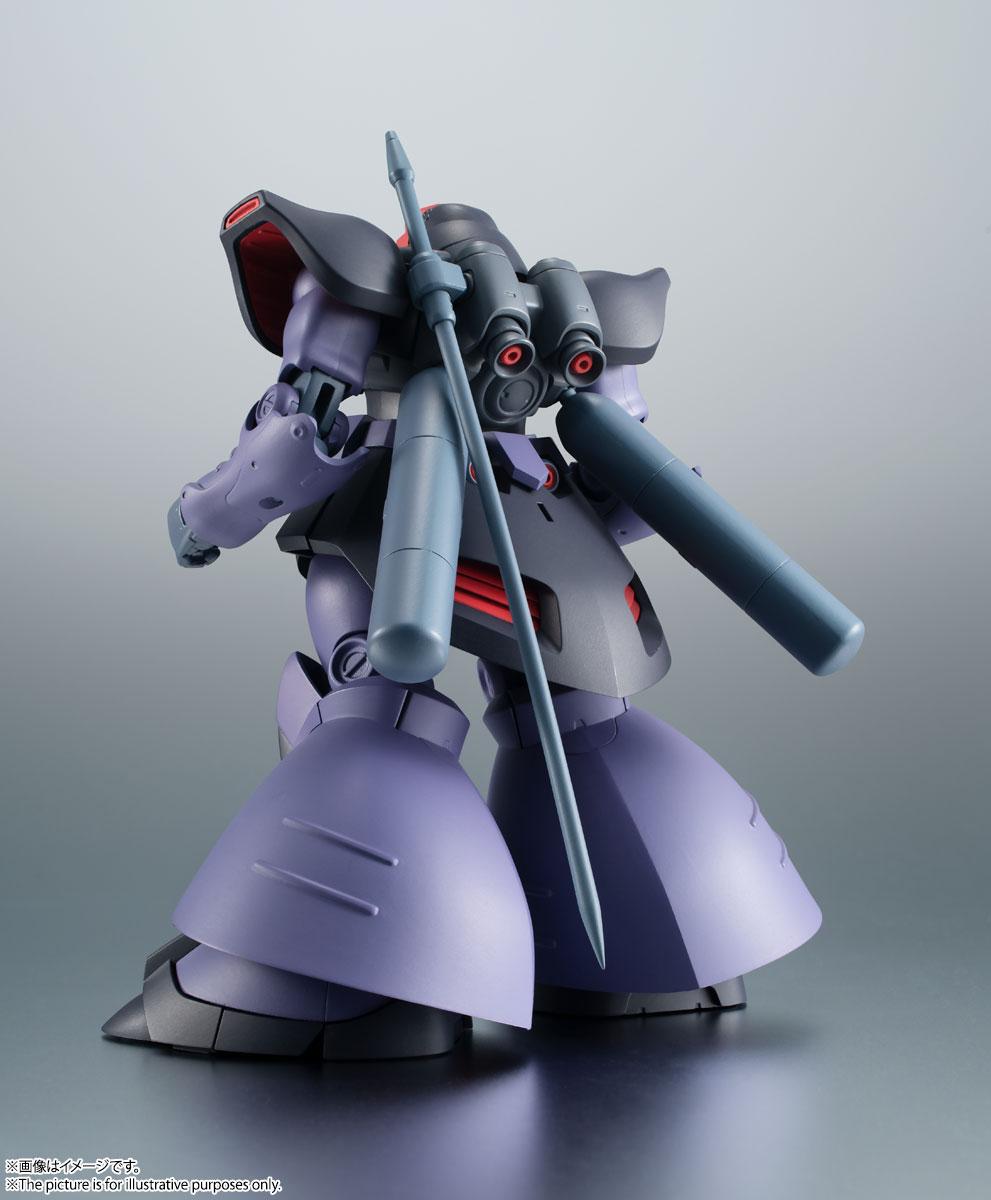 ROBOT魂〈SIDE MS〉『MS-09R-2 リック・ドムⅡ ver. A.N.I.M.E.』機動戦士ガンダム0083 可動フィギュア-002