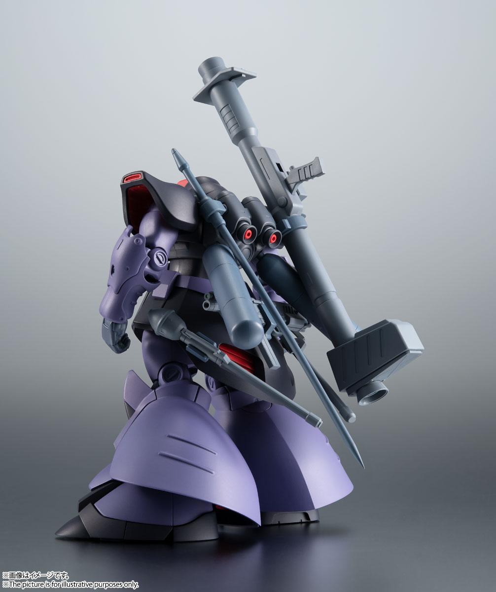 ROBOT魂〈SIDE MS〉『MS-09R-2 リック・ドムⅡ ver. A.N.I.M.E.』機動戦士ガンダム0083 可動フィギュア-003