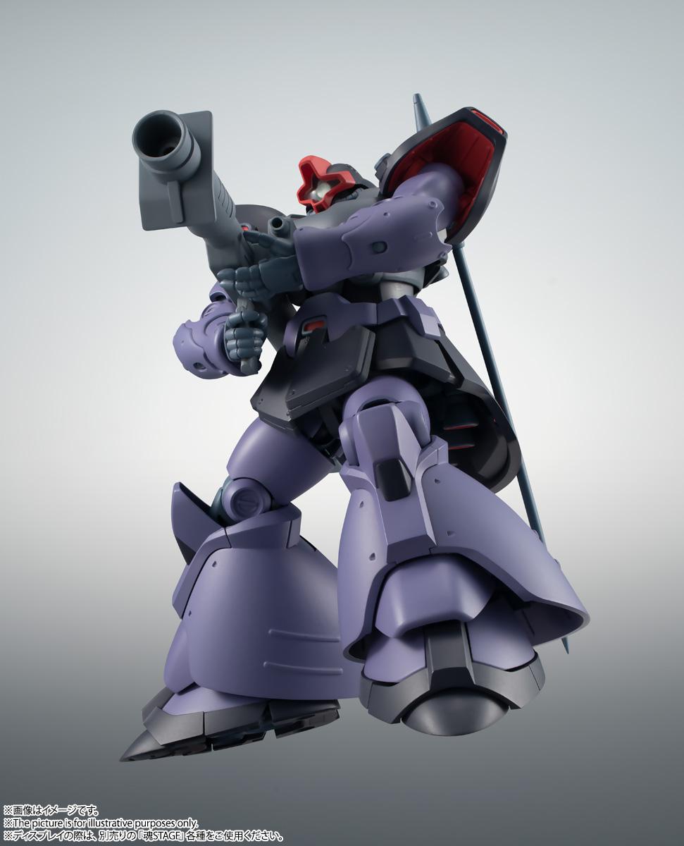 ROBOT魂〈SIDE MS〉『MS-09R-2 リック・ドムⅡ ver. A.N.I.M.E.』機動戦士ガンダム0083 可動フィギュア-010