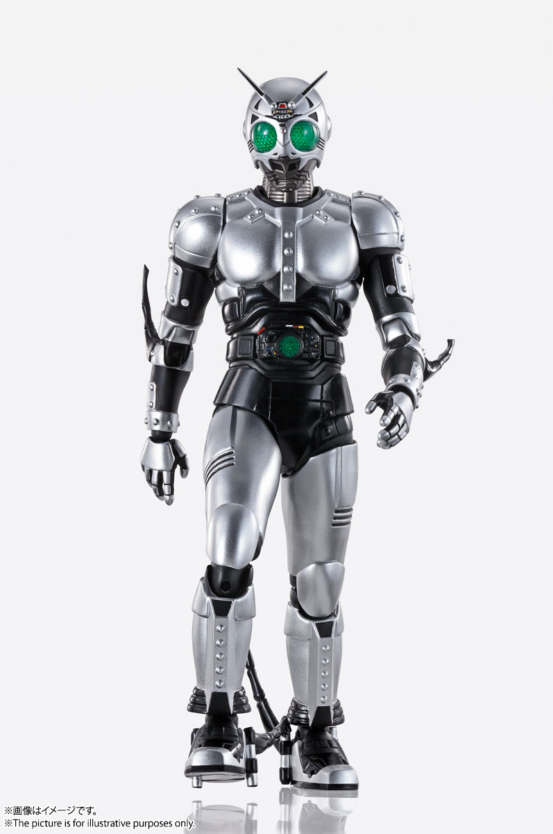 S.H.Figuarts(真骨彫製法)『シャドームーン』仮面ライダーBLACK 可動フィギュア-003