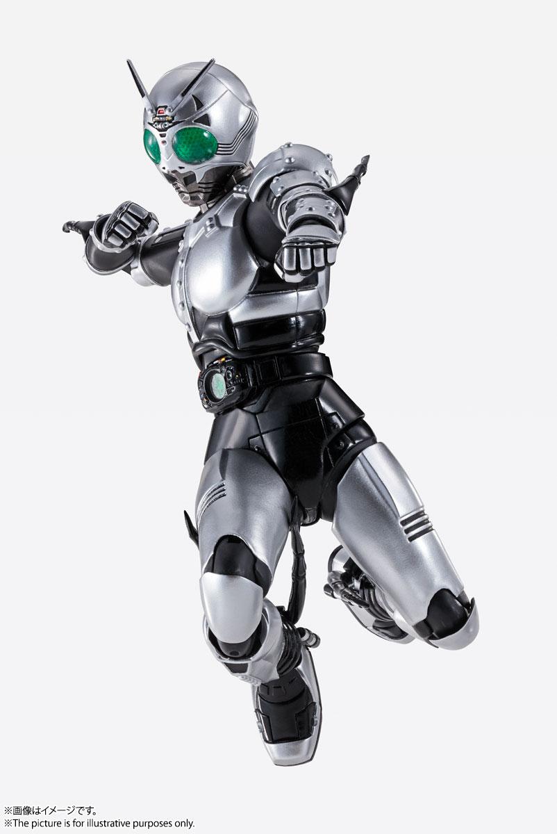 S.H.Figuarts(真骨彫製法)『シャドームーン』仮面ライダーBLACK 可動フィギュア-008