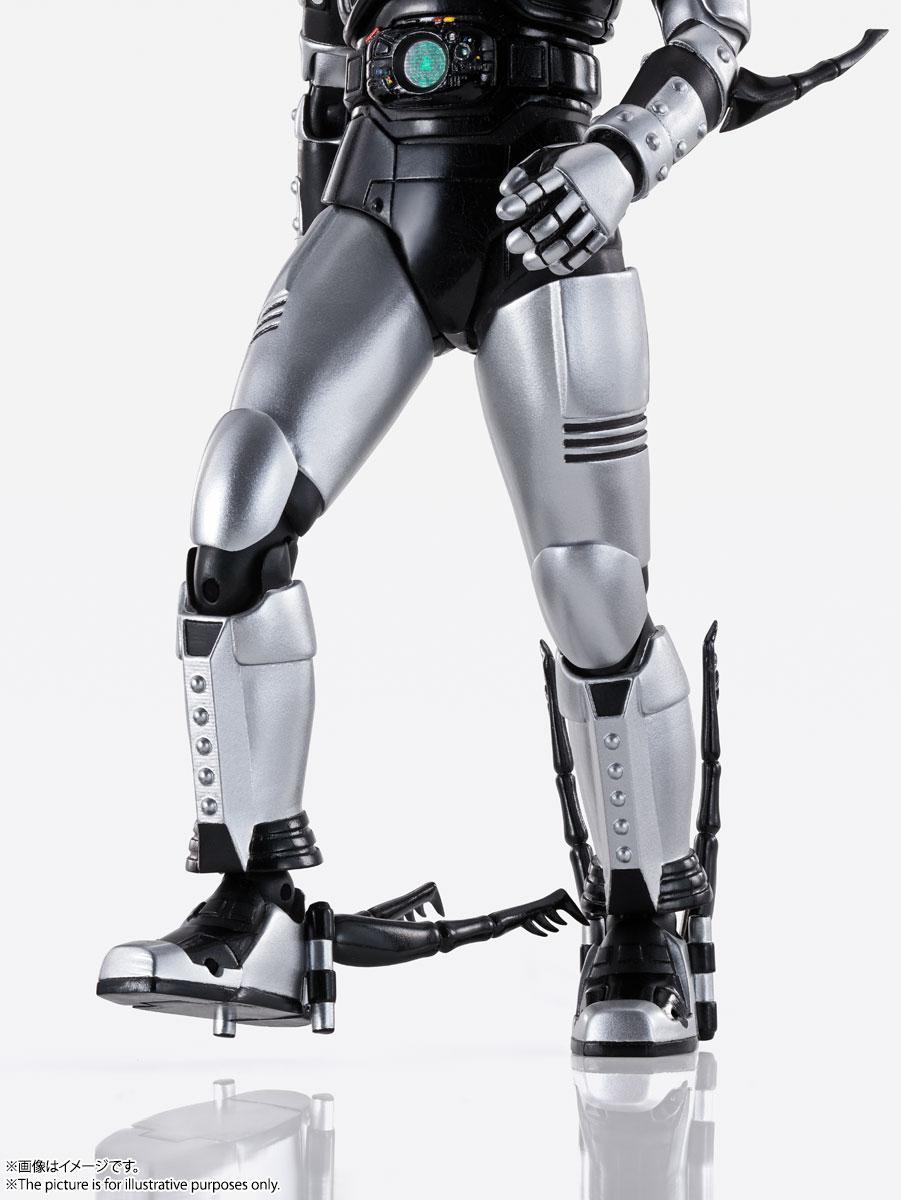 S.H.Figuarts(真骨彫製法)『シャドームーン』仮面ライダーBLACK 可動フィギュア-009