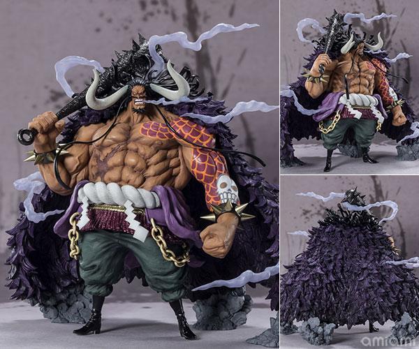 フィギュアーツZERO[EXTRA BATTLE]『百獣のカイドウ』ONE PIECE 完成品フィギュア